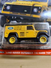 Hot Wheels Premium Land Rover
