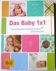 GU Ratgeber - Das Baby 1x1