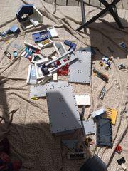 Lego Polizeistation unvollständig