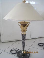 Tischlampen mit Marmorfüße