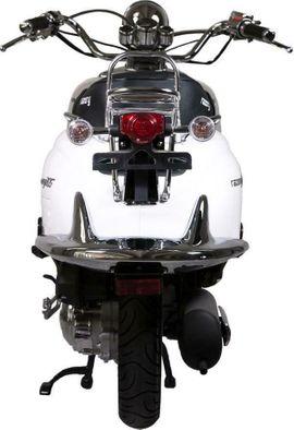 Bild 4 - Retroroller R05 ZNEN 50ccm Motorroller - Geretsried