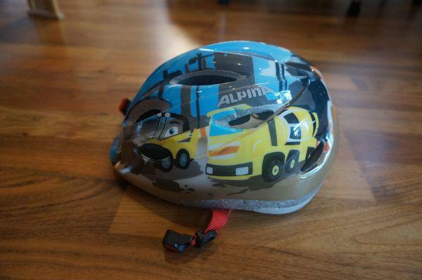 Fahrrad Helm Alpina 50 - 55