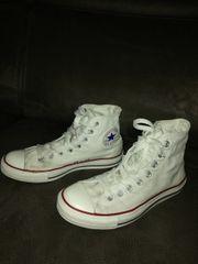 Original Converse weiß Chucks Gr