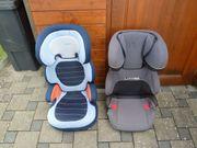 Verkaufe 2St Kindersitze 15-36kg 1St