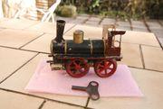 Lokomotive Spur I R GN