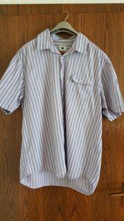 Kurzarm-Herrenhemd der Marke LERROS