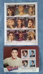 Briefmarken St Vincent