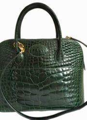 HERMES Bolide Bag Crocodile