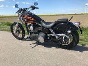 Harley-Davidson Wide Glide nur 3500