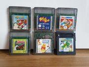 Gameboy Colour Spiele jeweils 25