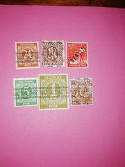 Alt Deutsches Briefmarken postfrisch