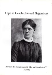 2000er Jahrbuch des Heimatvereins Olpe
