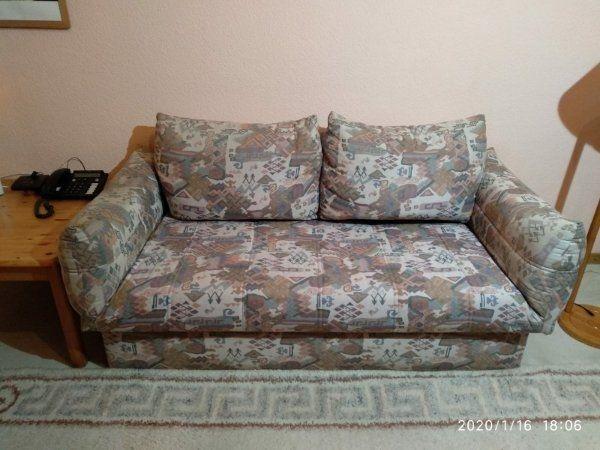 Kleine Couch Mit Schlaffunktion In Essen Polster Sessel Couch