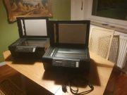Epson BX300F Tintenstrahldrucker Fax Scanner
