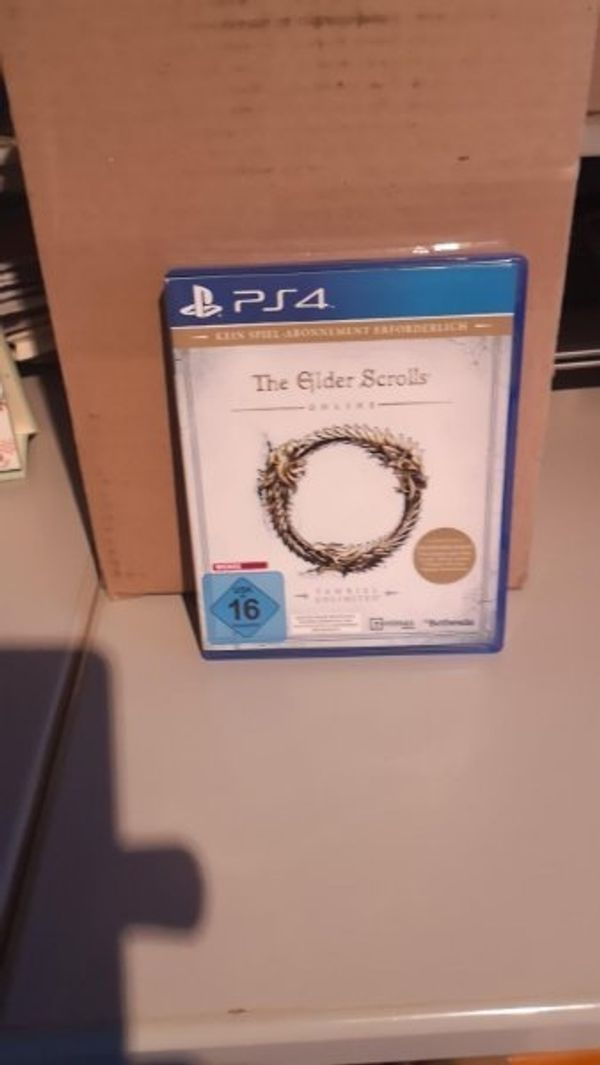 The Elders Scrolls PS 4