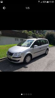 VW Touran 1 9 TDI