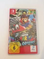 Super Mario Oddyssey Nintendo Switch