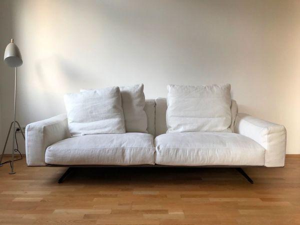 Sofa Flexform Soft Dream weiß