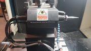 CNC Glanzdrehmaschine Felgen