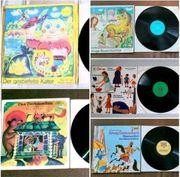 5Märchen Vinyl-LP s Grimm s