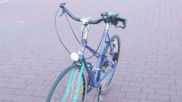Damen Rennrad aus Dänemark 28