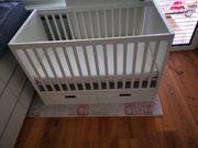 Kinderbett Babybett Ikea Stuva mit