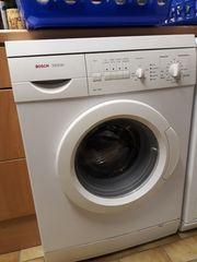 Waschmaschine Bosch Exclusiv WFL 120M