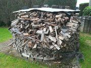 Buchen Brennholz