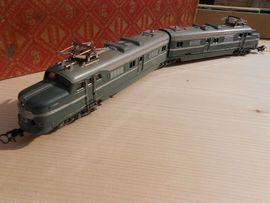 Modelleisenbahnen - Elektrolok Märklin DL 800
