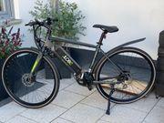E-Bike Elektrofarrad Pedelec Trekking Fahrrad