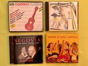 5 CDs Latin Lambada klassische