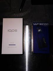 Vaporesso swag 2 Iqos blue