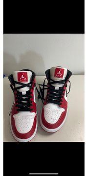 Nike Jordan Chicago mid Größe
