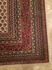 Älterer MIR-Teppich Wehra Osman Khan