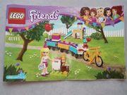 LEGO Friends Partyzug 41111