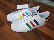 Adidas Superstar Sneaker Gr 44