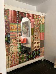 Origineller Kleiderschrank Einzelstück Kunstwerk