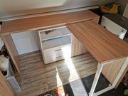 Schreibtisch Eckschreibtisch ausziehbar Neuwertig