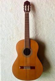 Italienische Konzertgitarre - Mensur 63 5 cm