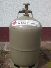 LEERGUT für 5kg Propanfüllung Nutzungsflasche