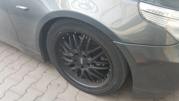 BMW e60 525 D