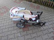 Kinderwagen Hartan