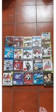 PS3 PS4 und XBox Spiele