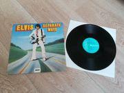2 Elvis Presley Schallplatten
