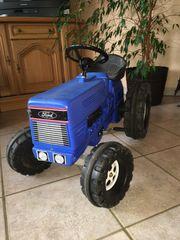 Ford Kindertraktor Bobbycar