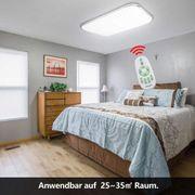 48W LED Deckenleuchte Dimmbar Deckenlampe