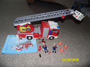 Drehleiter Feuerwehr von PLAYMOBIL 4820