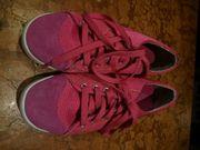 Schuhe Sneaker Turnschuhe pink Damen