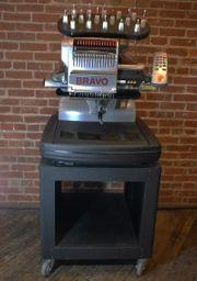 Melco Amaya Bravo Stickmaschine