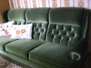 Sofa - Couch 3-Sitzer 1 Sessel